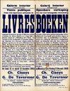 Openbare verkoop van een zeer belangrijke verzameling boeken, Galerij Interior, Brabantdam, nr.42 te Gent, 12 en 13 december 1949