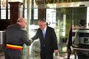 Ontvangst ambassadeur Duitsland Eckart Cuntz 00