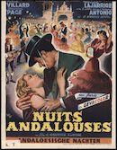 Nuits Andalouses | Andaloesische nachten, [Rex], Gent, juli 1954