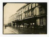 Gent: Vogelmarkt: Gasthof Bavaria, 1915-1916