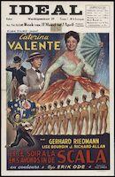 Et ce soir à la Scala | En 's avonds in de Scala, Ideal, Gent, 27 maart - 2 april 1959