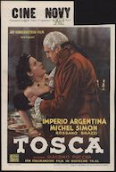 Tosca, Ciné Novy, Gent, 16 - 22 april 1943