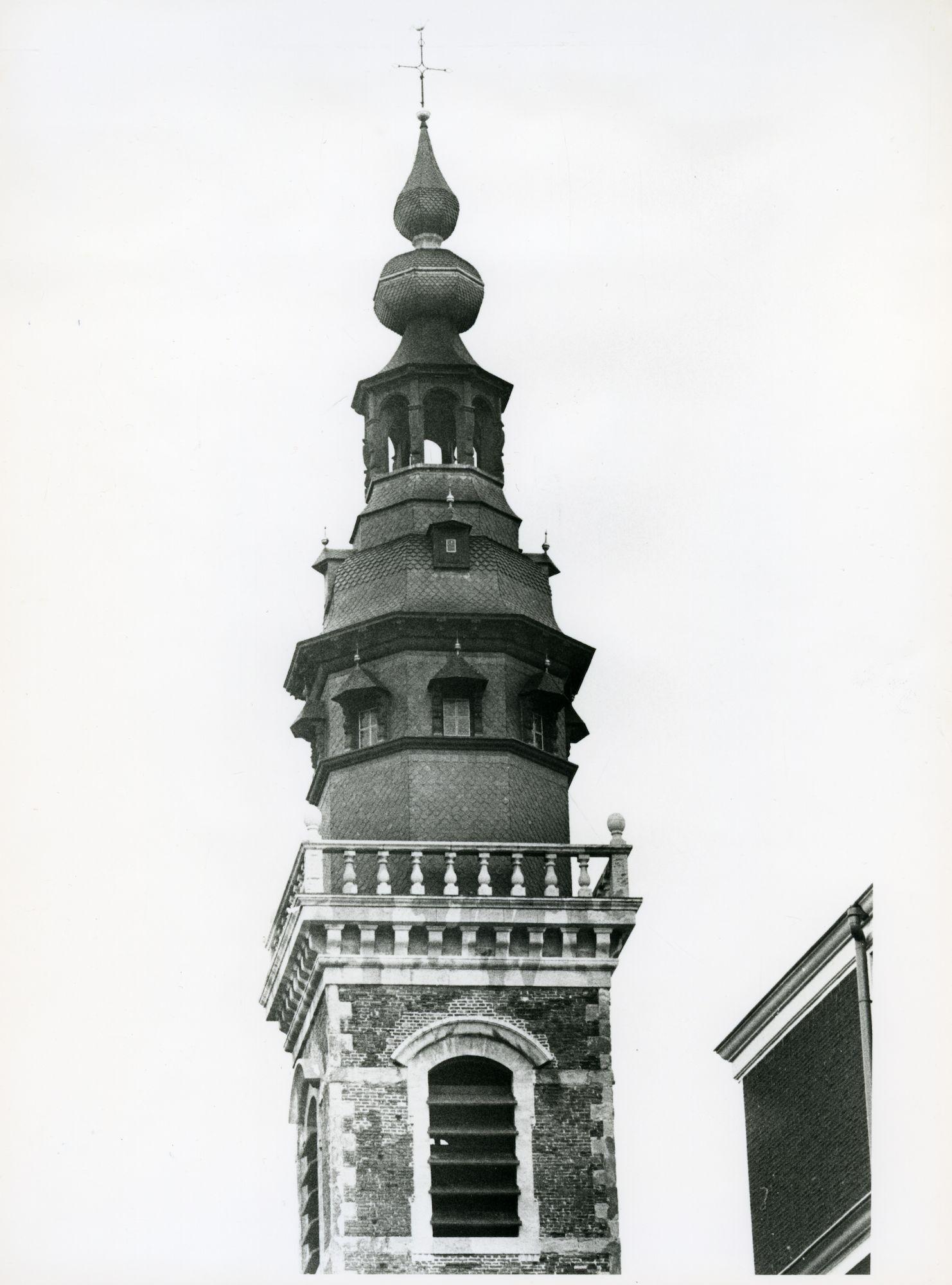 Gent: Tweebruggenstraat: Toren, 1979