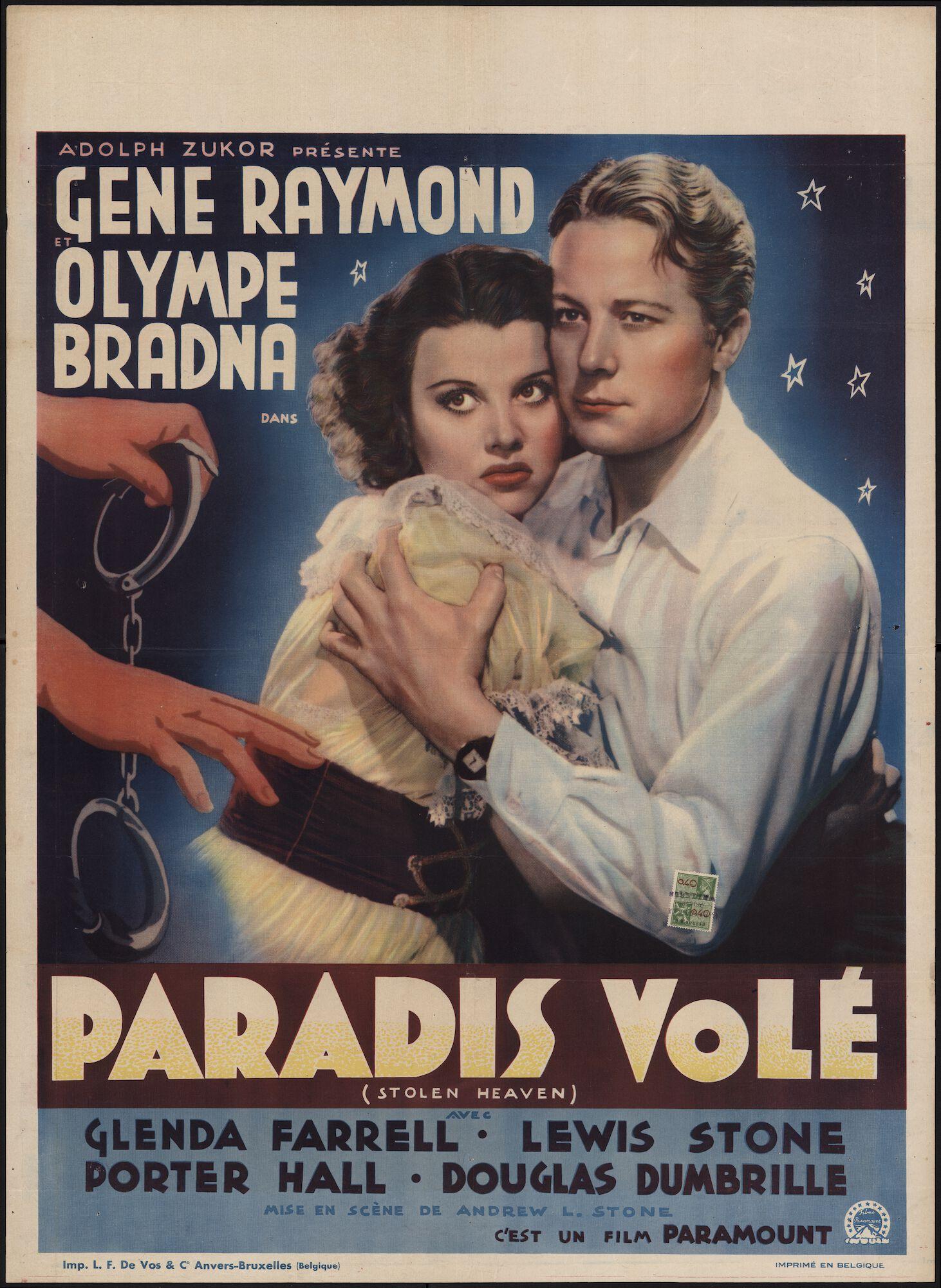 Stolen Heaven   Paradis volé, [Leopold III], Gent, mei 1940
