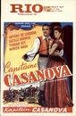 Capitaine Casanova | Kapitein Casanova, Rio, Gent,  8 - 11 april 1949
