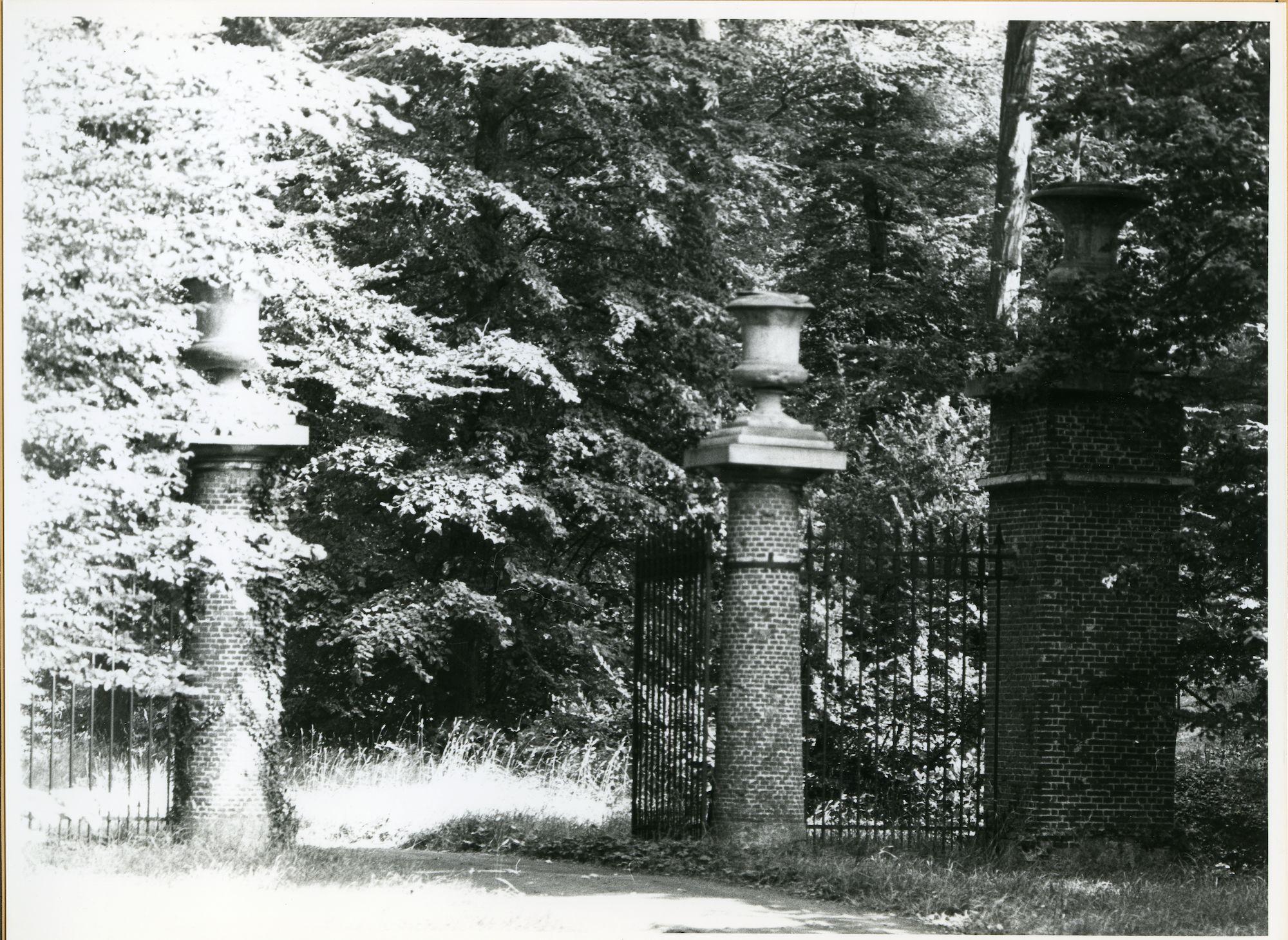 Mariakerke: Durmstraat 6: Hek, 1979