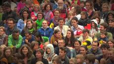 Gentse Feesten 2014 dag4 Jeugdcircus.mov