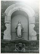 Mariakerke: Brugsesteenweg 312: Gevelbeeld, 1979