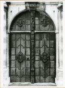 Gent: Begijnhofdries 20: poort, 1980
