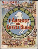 L'auberge du cheval blanc | In het witte paard, [Plaza], Gent, vanaf 18 september 1953