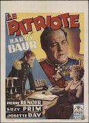 Le patriote, [Majestic], Gent, [17 - 23] oktober 1941