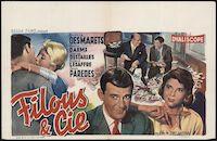 Filous & Cie, Rex, Gent, maart 1959