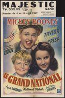 National Velvet | Le grand national, Majestic, Gent, 4 - 10 april 1947