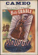 Pin up Girl, Cameo, Gent, 14 - 20 maart 1947