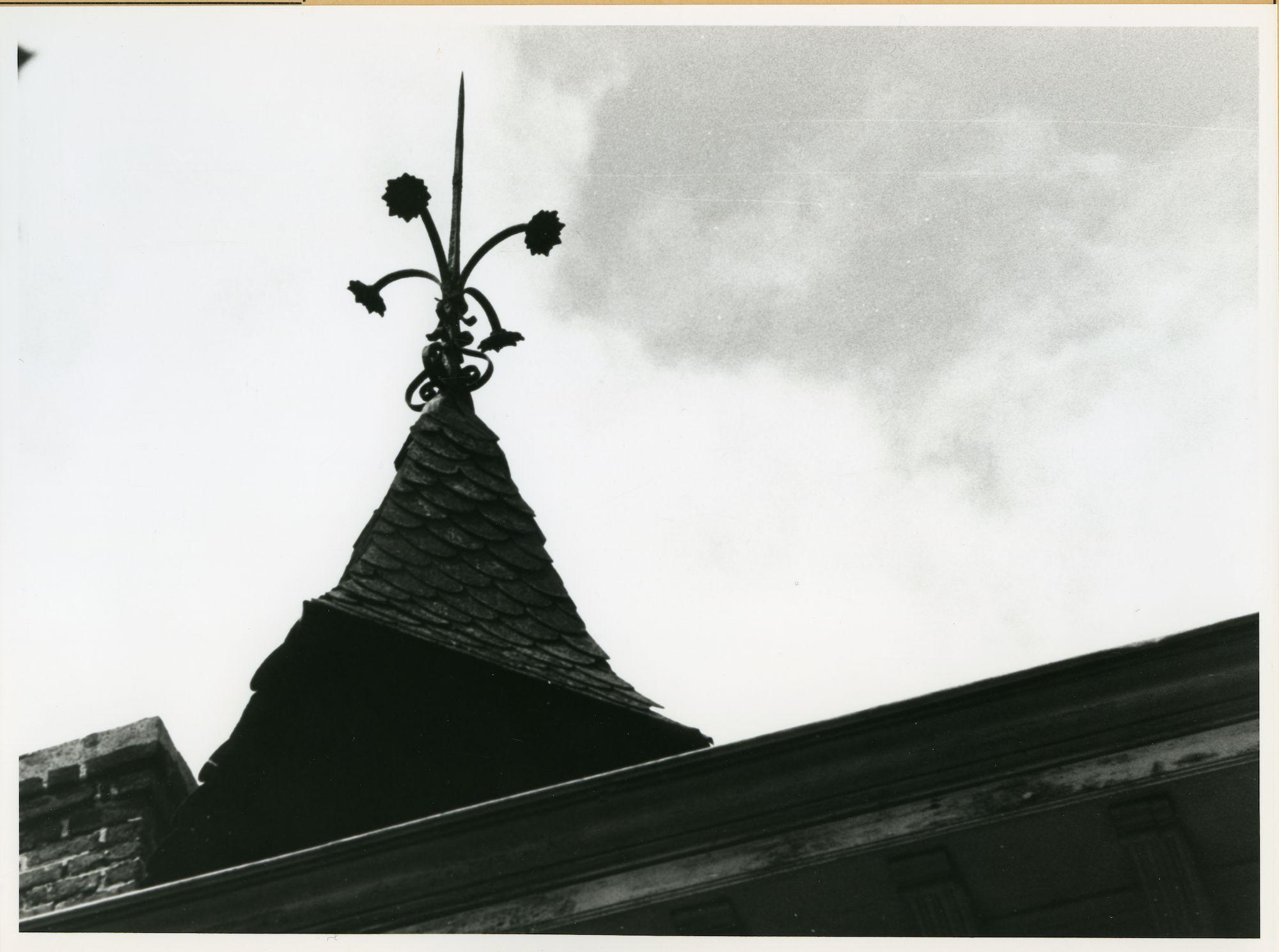 Gent: Parklaan: Nokversiering, 1979