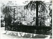 Gent: Paul de Smet de Naeyerplein 15: Hek, 1979