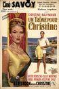 Un Trône pour Christine | Een Troon voor Christine, Savoy, Gent, 1961