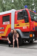 Familiedag brandweer gent