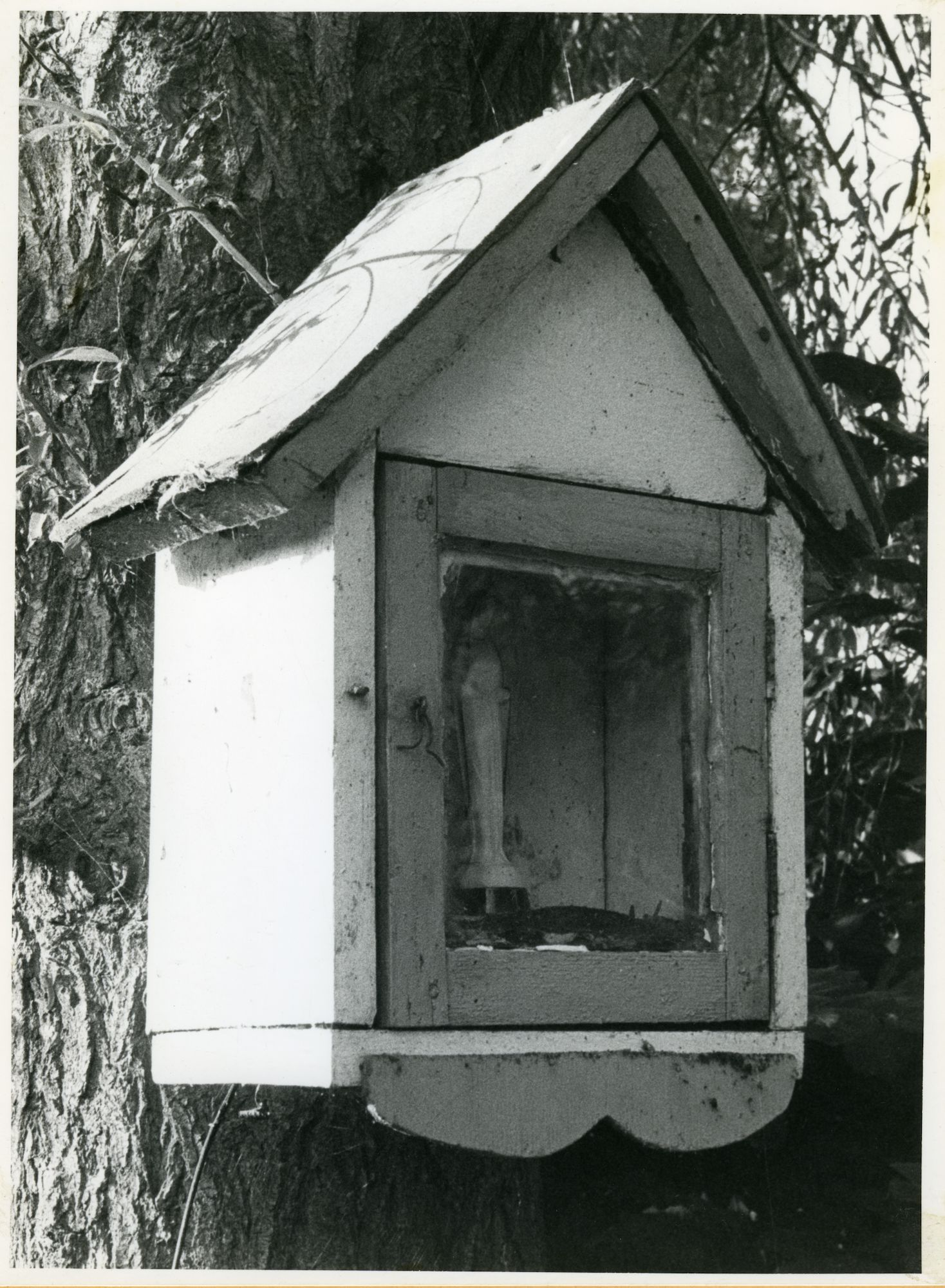 Drongen: Halewijnstraat 11: Boomkapel, 1979