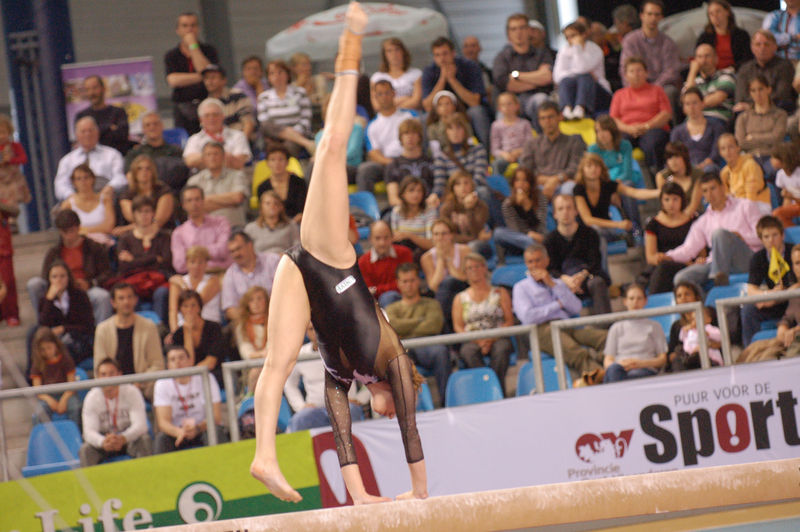 Worldcup Gymnastics
