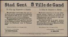 Stad Gent | Ville de Gand