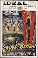 En piste Marika | De scene vrij voor Marika, Ideal, Gent, 17 - 23 april 1959