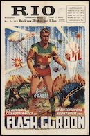 Les aventures extraordinaires de Flash Gordon | De buitengewone avonturen van Flash Gordon, Rio, Gent, 28 - 31 december 1951