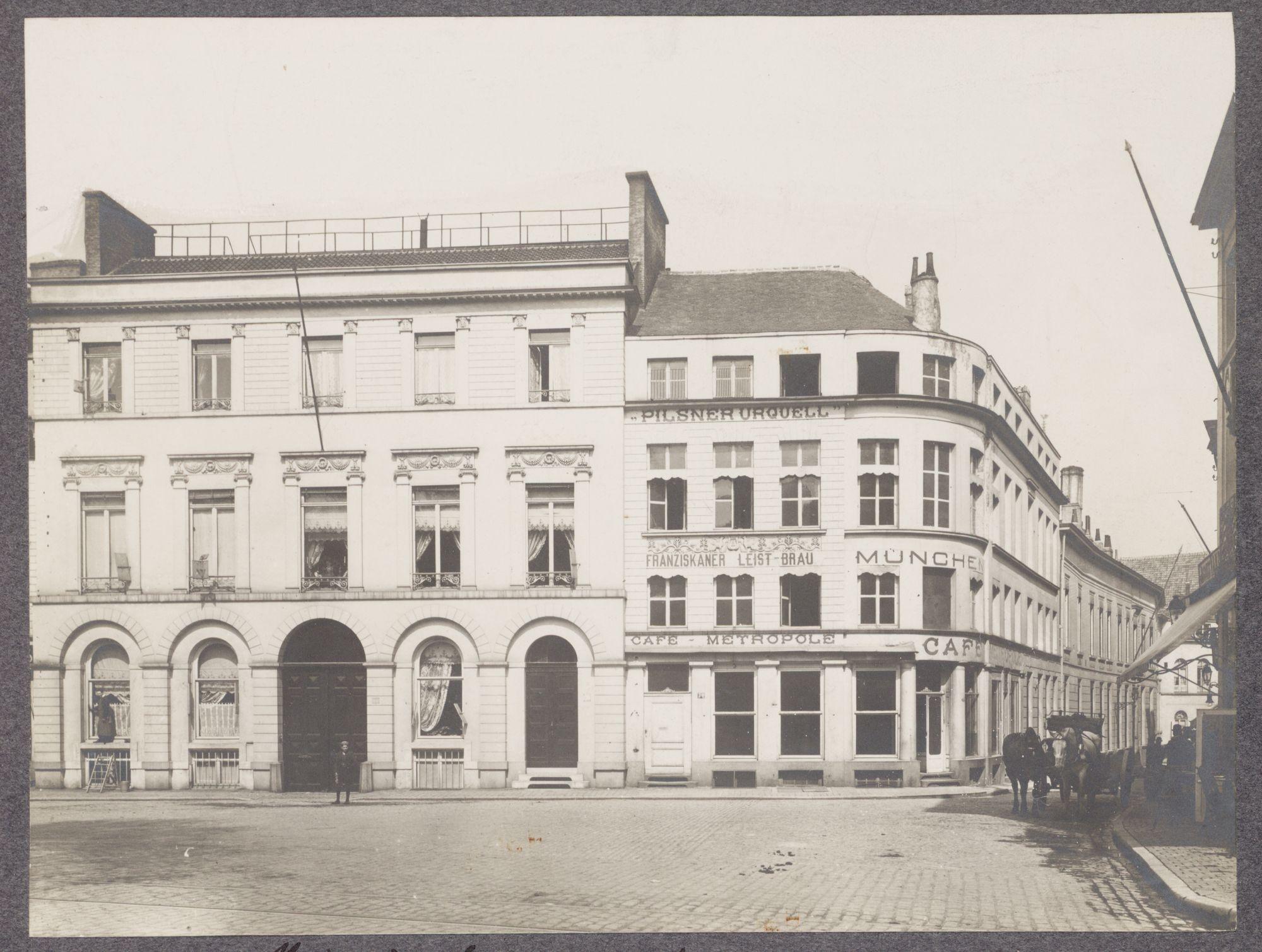 Gent: Hotel Baron Van Loo, Kouter