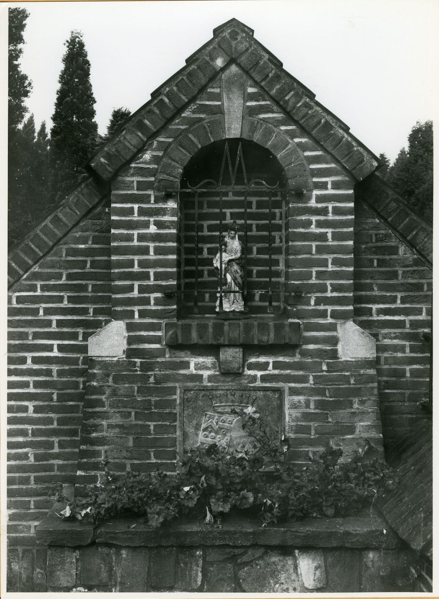 Wondelgem: Vroonstallestraat: Kapel, 1979
