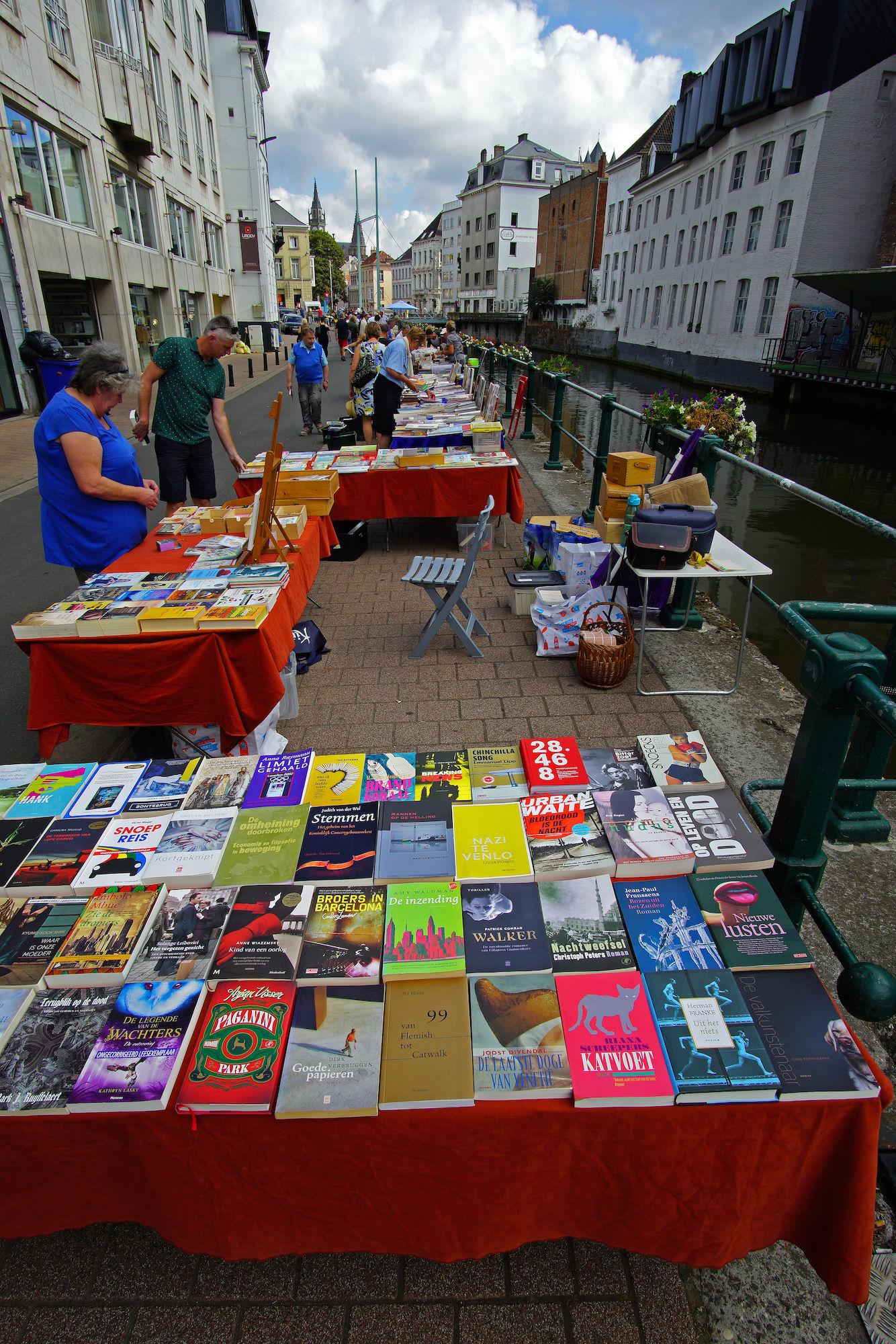 Boekenmarkt (zondag)