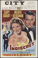 Indiscret | Indiscreet, City, Gent, 10 - 16 april 1959