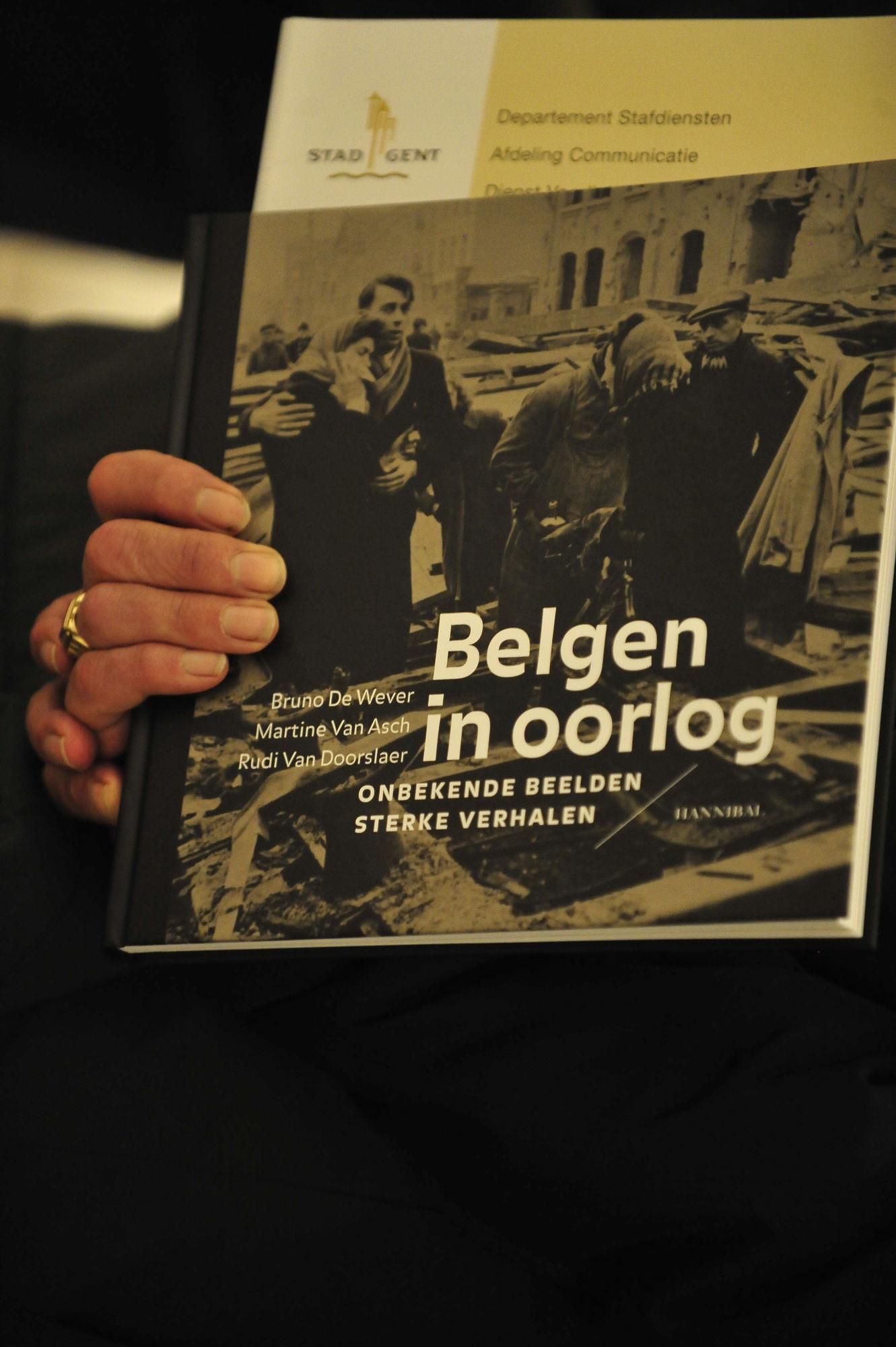 Onbekende beelden, sterke verhalen. Belgen in oorlog 62
