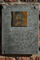 Gedenkplaat - Louis De Meester