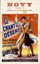 Le Chant du Désert   Het Lied der Woestijn, Novy, Gent, 23 - 29 juli 1948