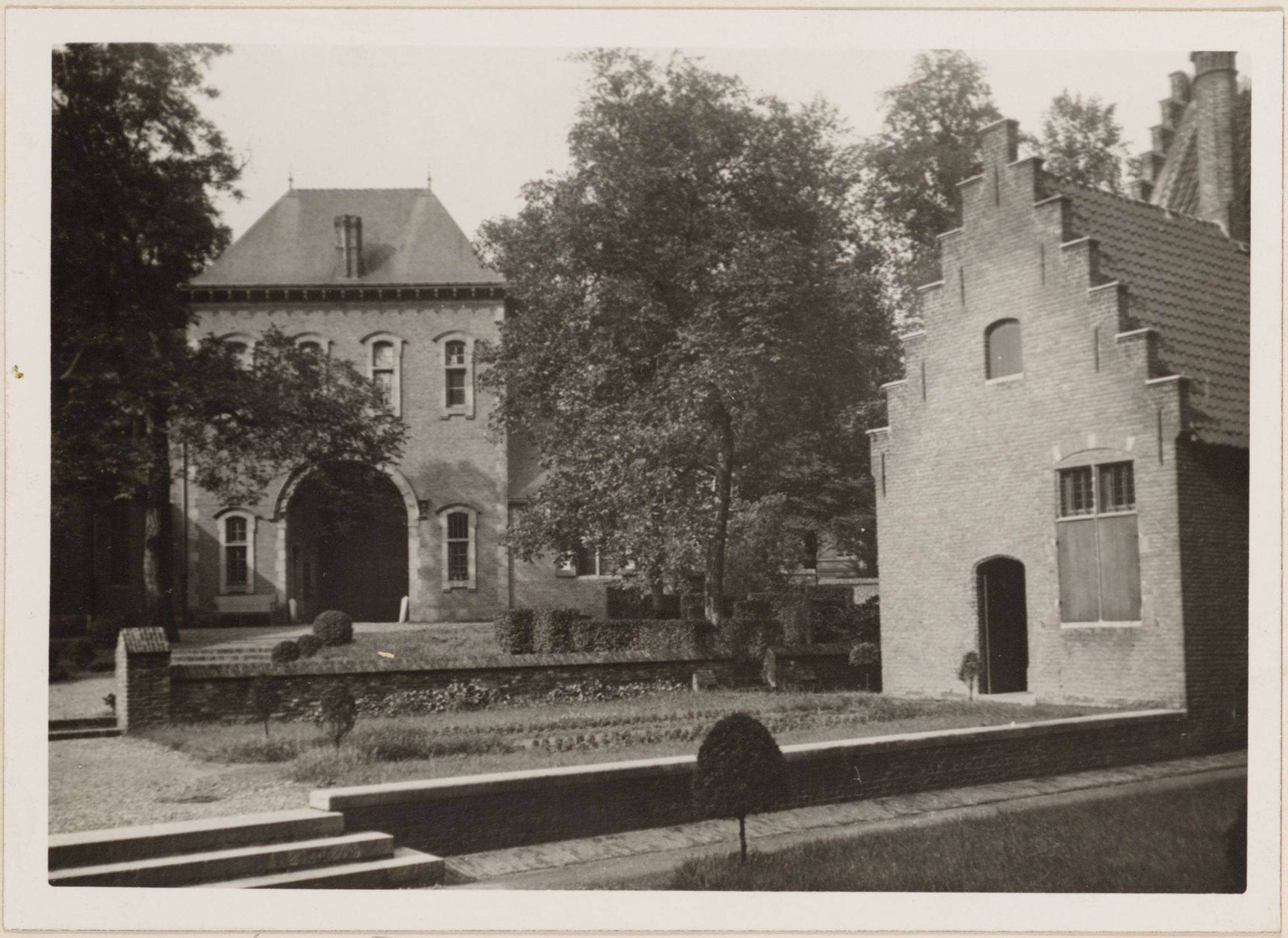 Gent: Bijlokeabdij (Bijlokemuseum, nu STAM)