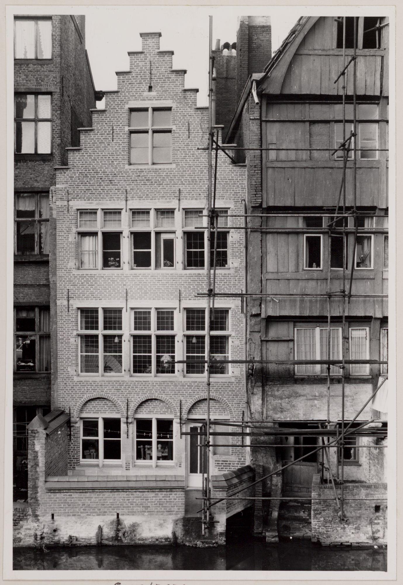 Gent: Trapgevelhuis, Lieve