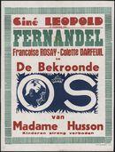 De bekroonde OS van Madame Husson, Ciné Leopold, Gent, december [jaar niet vermeld]