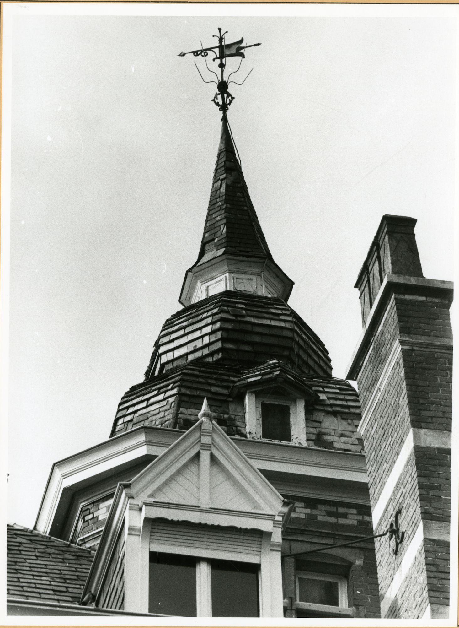 Gent: Kortrijksesteenweg 588: Windwijzer, 1979