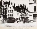Gent: Veldstraat - Zonnestraat, Café du Midi, 1900