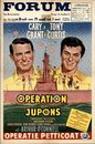 Operation Jupons | Operation Petticoat | Operatie Petticoat, Forum, Gent, 29 april - 3 mei 1960