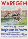 Waregem, Grand Steeple-Chase des Flandres, Steeple-Chase Gentlemen-Riders et Officiers, Grand Prix Oscar Vindevogel, mardi 28 aout 1956
