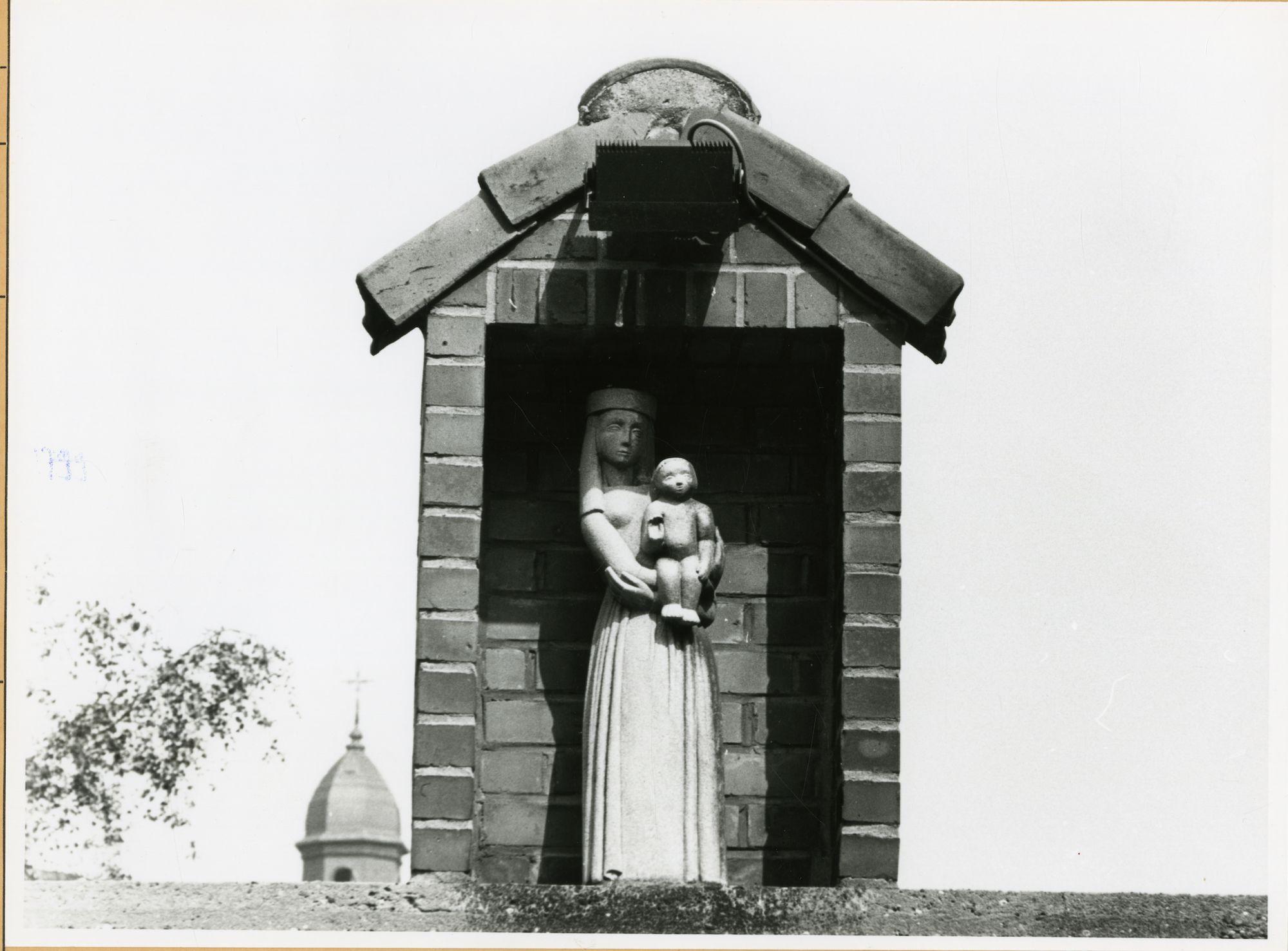 Gent: Kattenberg: Gevelbeeld, 1979