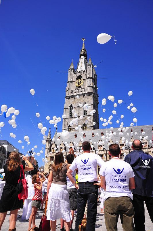 Internationale Dag van de Vermiste Kinderen 16