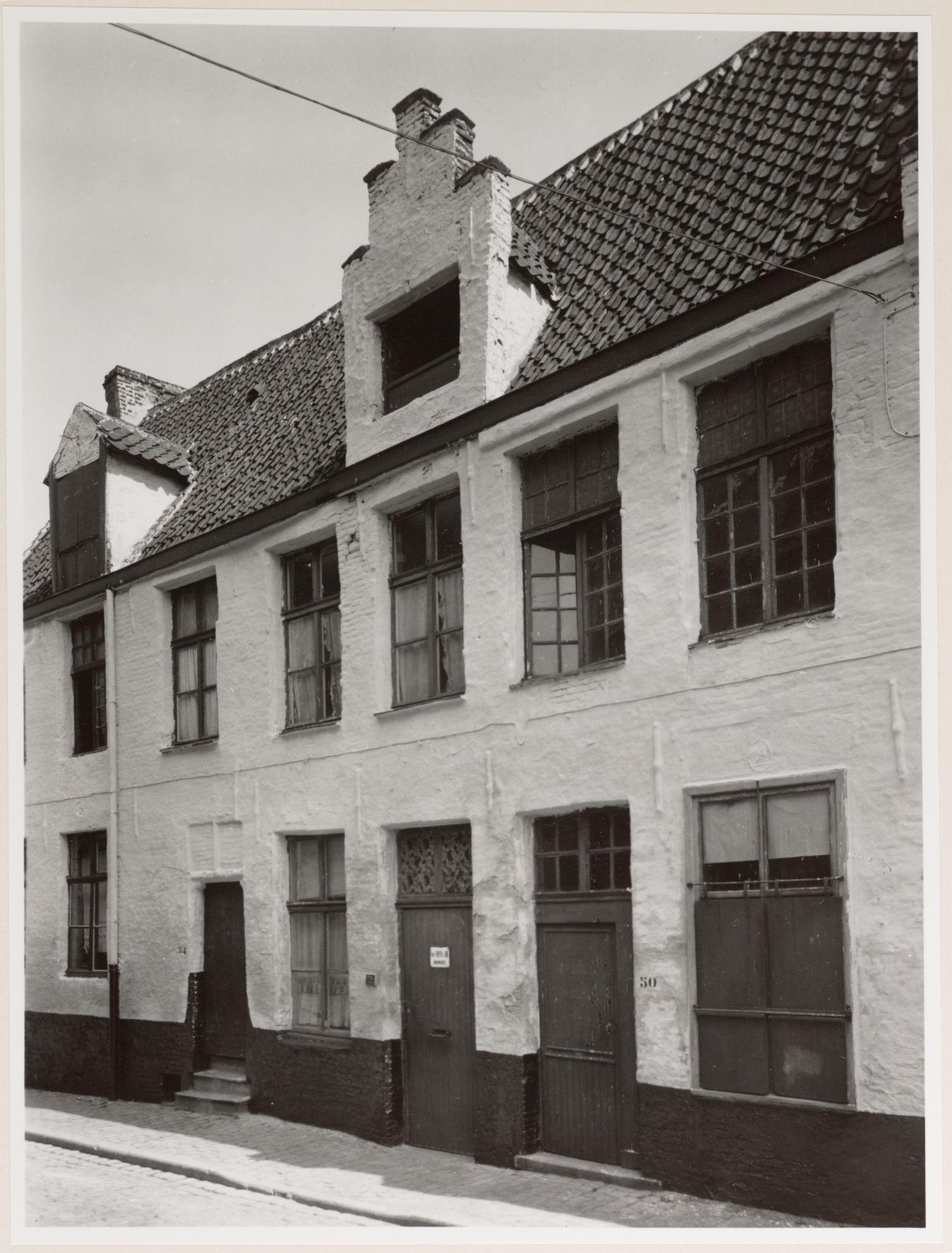 Gent: Veermanstraat (nu Veermanplein)