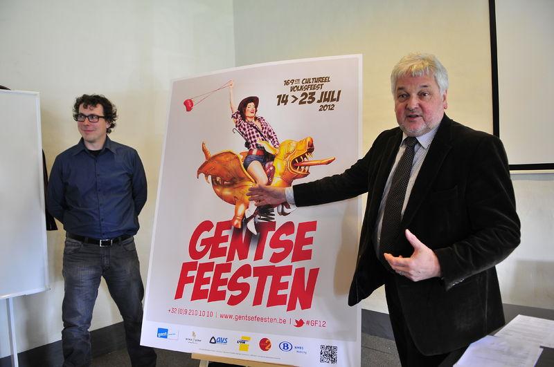 Campagnebeeld Gentse Feesten 2012 05