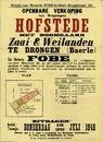 Openbare verkoop van welgelegen hofstede met boomgaard, zaai & weilanden te Drongen (Baerle), Gent, 29 juli 1948
