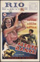 Green Gras of Wyoming | Alerte au ranch | Oproer in de ranch, Rio, Gent, 18 - 21 november 1949