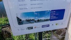 Wijk 22 Station Noord_Fietsbrug Louisa D'Havebrug
