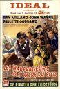 Les Naufrageurs des Mers du Sud | De Piraten der Zuidzeëen | Reap the Wild Wind, Ideal, Gent 8 - 14 april 1949