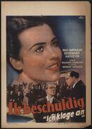 Ich klage an | Ik beschuldig, [Gent], 1943